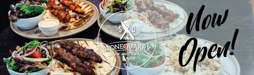 Stonequarry Bar & Grill Now Open George IV Picton